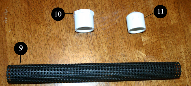 Diy standpipe renee hix for Mineral wool pipe insulation weight per foot